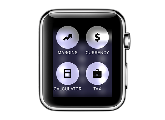 Wedge for Apple Watch