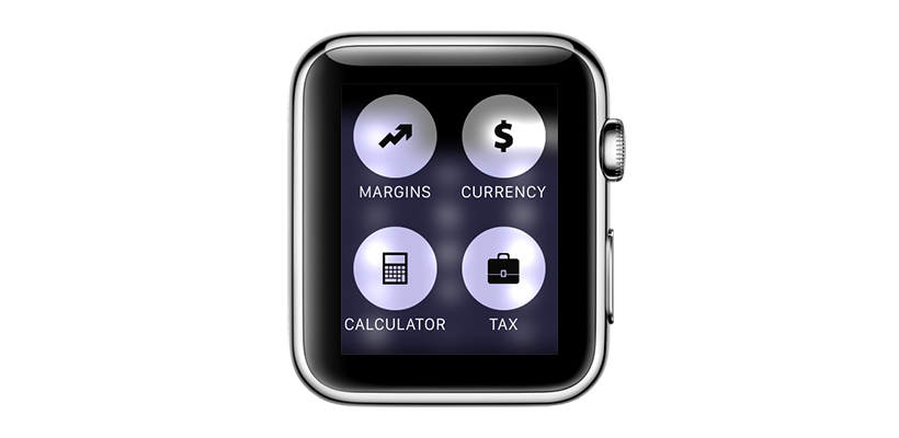Wedge Business Calculator confirmed for Apple Watch launch