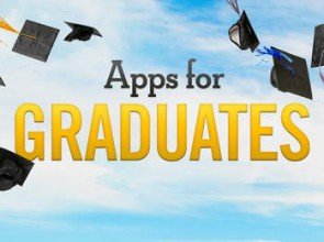 Shine 'Apps for Graduates' Feature